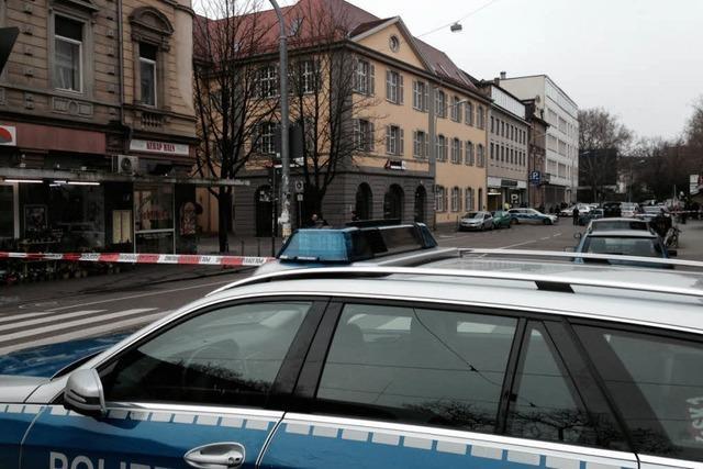 Bombenalarm in Freiburg: Coucou zeitweise geräumt