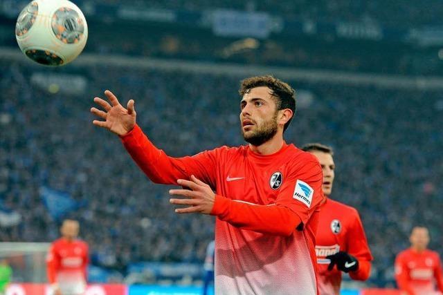 Heimsieg: Der SC Freiburg schlägt Hannover 96 2:1
