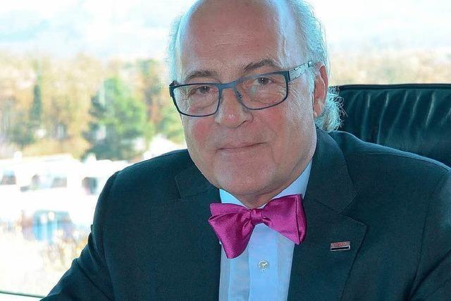 Klaus Endress über seinen Wechsel in den Aufsichtsrat