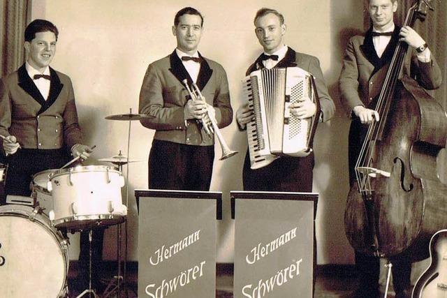 Verrucht und wild: die Lahrer Musikszene der 50er-Jahre