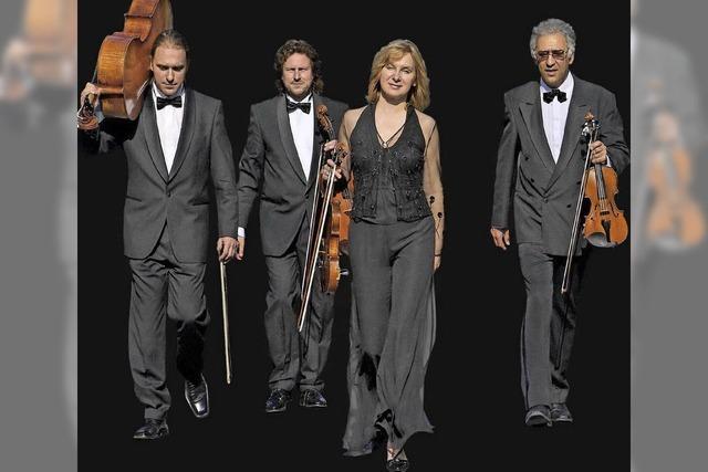Gershwin String Quartett in Ettenheim