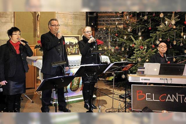 Innige Klänge voller Hoffnung führen zur Weihnacht hin