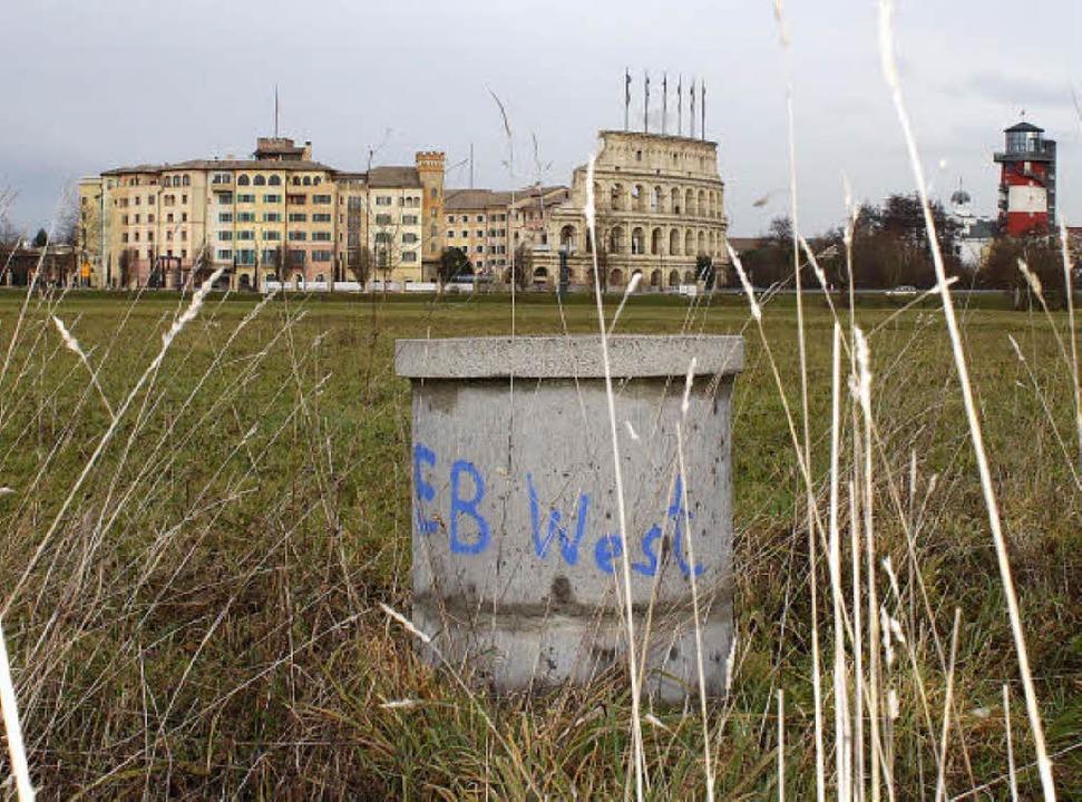 Die Trinkwasserförderung des  Erkundun...ls  Colosseo soll jetzt erhöht werden.  | Foto: Adelbert Mutz