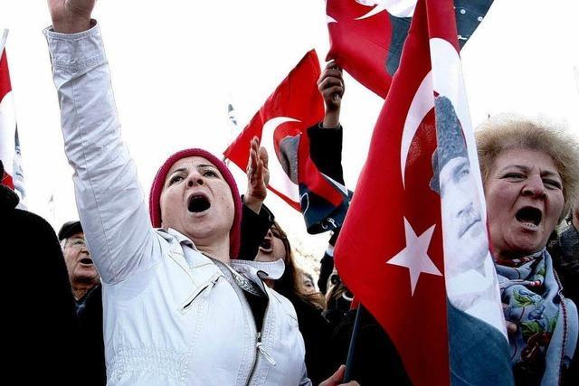 Haft für Ministersöhne in der Türkei