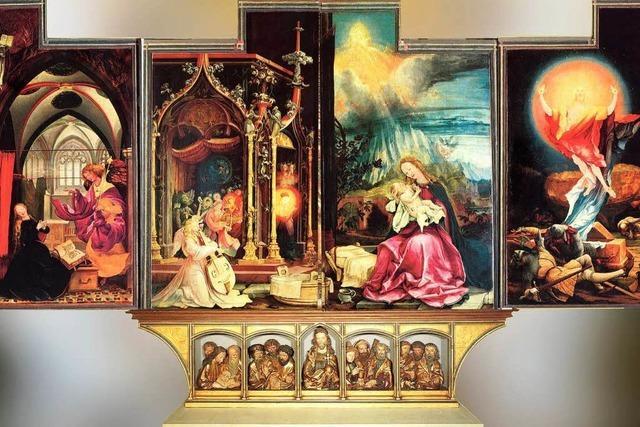 Schopfheimer erforscht seit 38 Jahren den Isenheimer Altar