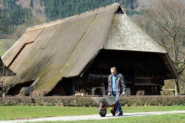 Der Vogtsbauernhof in Gutach erhält einen Bahnhalt