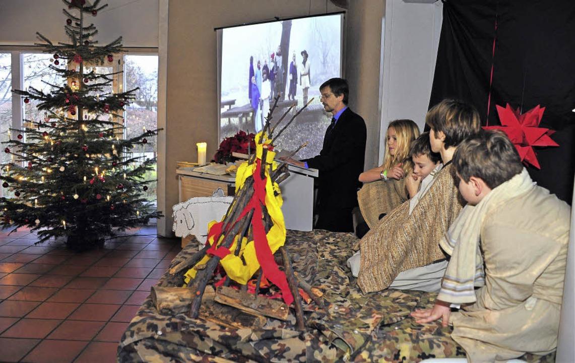 In zahlreichen Kirchengemeinden fanden...dorfer Katharina-von-Bora-Haus statt.     Foto: Thomas Kunz