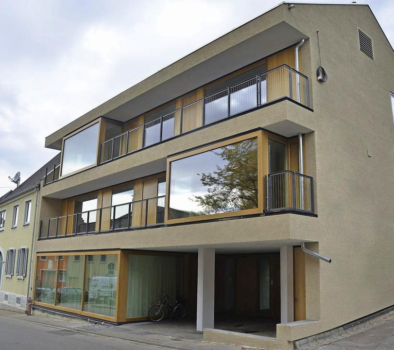Abgeschlossen ist die Renovierung des evangelischen Gemeindehauses.  | Foto: simone wurth