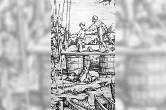 BUNDSCHUH 1513: Bundschuhverschwörer in Basel hingerichtet