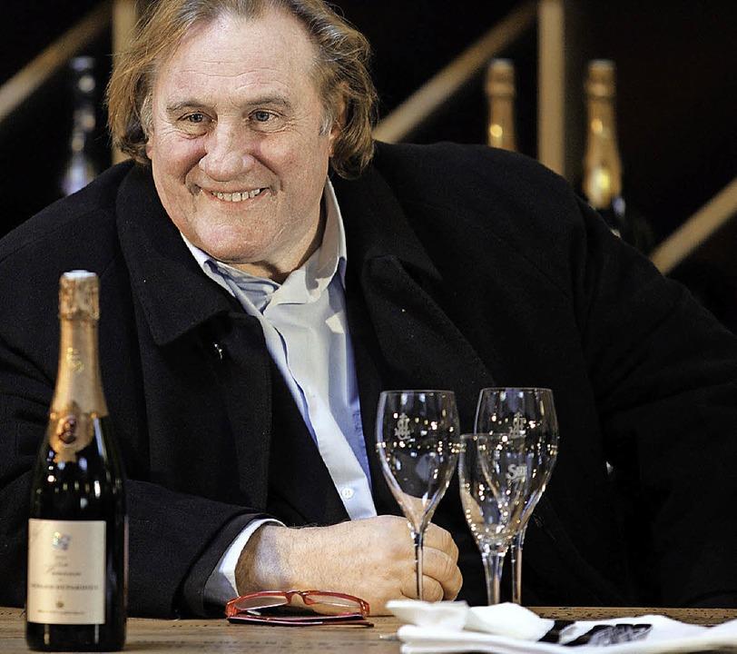 Gérard Depardieu: Die Franzosen lieben ihn trotz und wegen seiner Skandale   | Foto: DPA