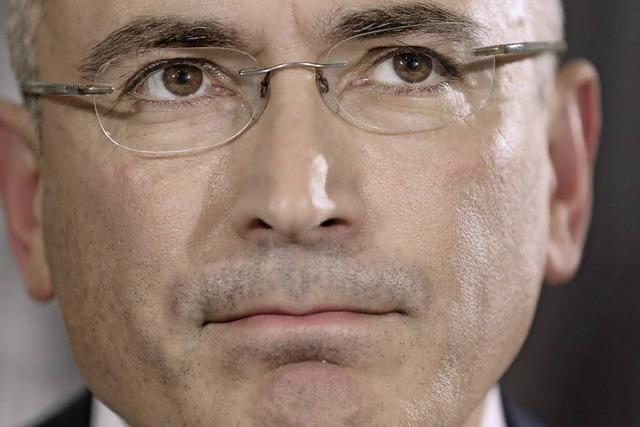Neue Hoffnung für Chodorkowski