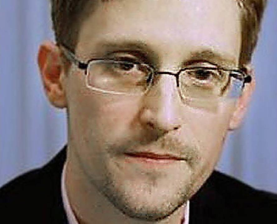 Edward Snowden   | Foto: DPA