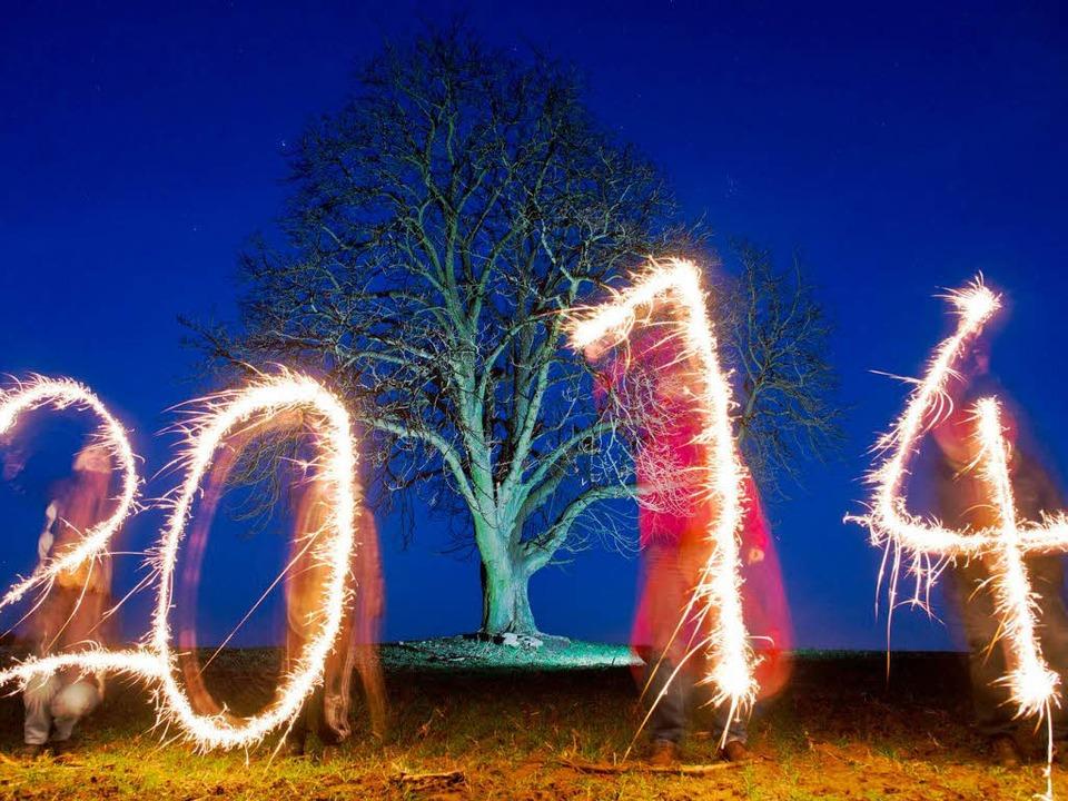 Keine Angst vorm nächsten Jahr  | Foto: dpa