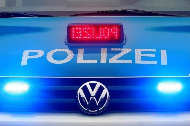 Betrunkener 73-Jähriger bedroht Gattin mit Schusswaffe