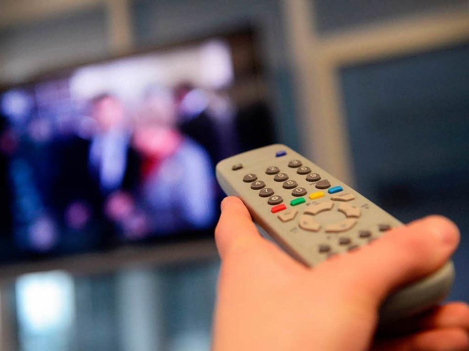 Auf ihr Fernsehprogramm mussten an Weihnachten viele Freiburger verzichten.    Foto: dpa