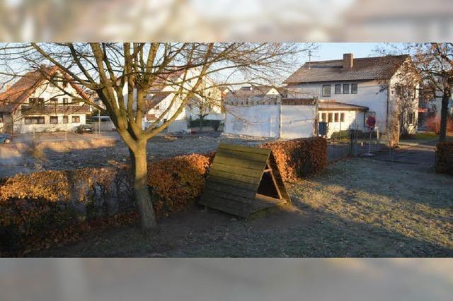 In Ehrenkirchen soll der Raiffeisenplatz umgestaltet werden