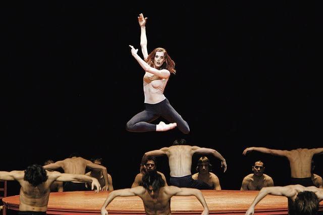 Ensemble Béjart Ballet Lausanne in Straßburg