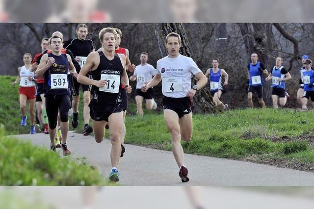Rund 1100 Teilnehmer beim 29. Silvesterlauf in Britzingen