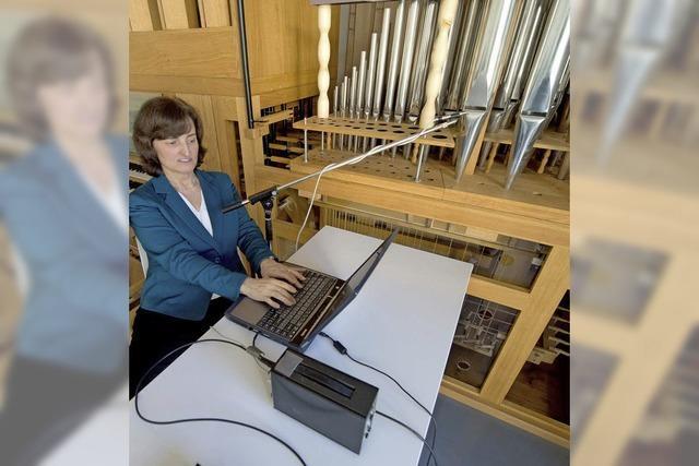 Wie die Wissenschaft den Orgelbauern helfen will