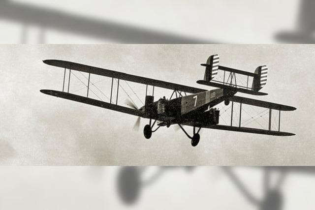 Vor 100 Jahren startete in Amerika der erste Linienflug