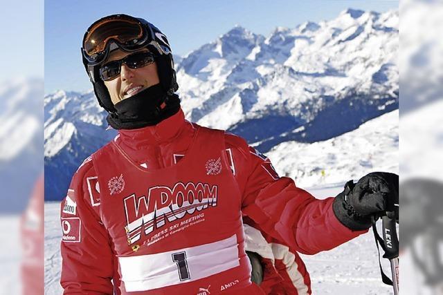 Schumacher bei Skiunfall verletzt