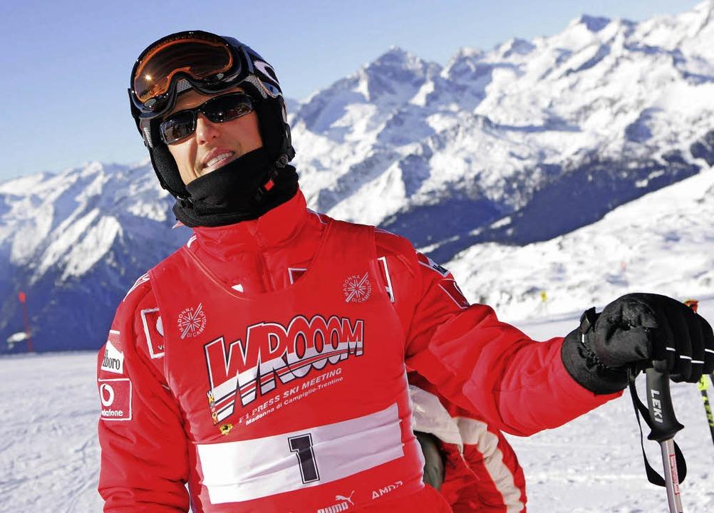 Schumacher Skiunfall