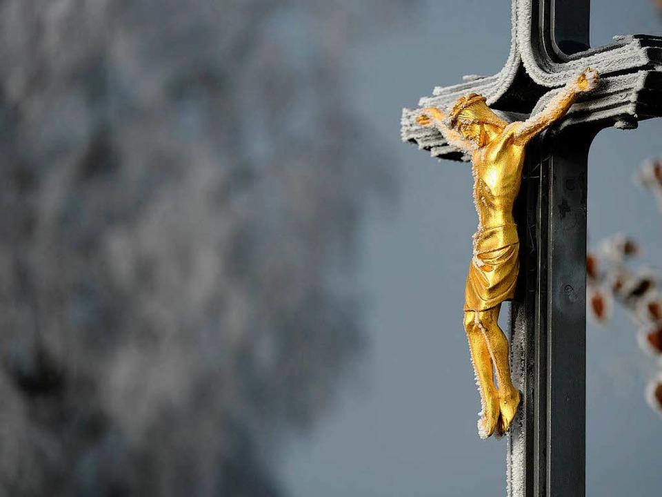 Die Katholische Kirche hat bislang sec...n Euro an Missbrauchsopfer ausgezahlt.    Foto: dpa