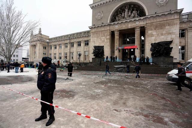 Anschläge schockieren Russland