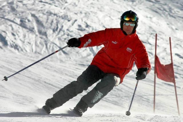 Michael Schumacher kämpft nach Skiunfall um sein Leben