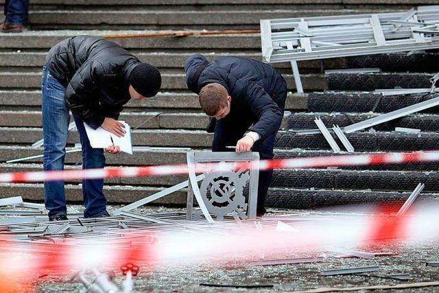 Linienbus in Wolgograd explodiert – Mehrere Tote