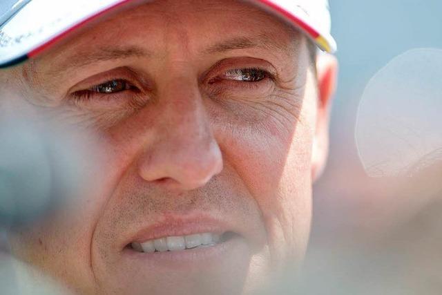 Michael Schumacher hat schwere Hirnverletzungen – Überleben ungewiss