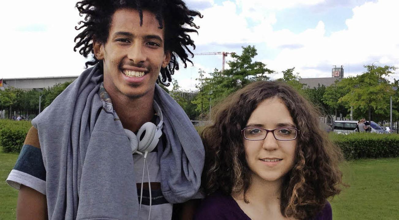 Auch Jugendliche können eine Stadt wei...nd Elena Brossard machen's vor.   | Foto: Privat