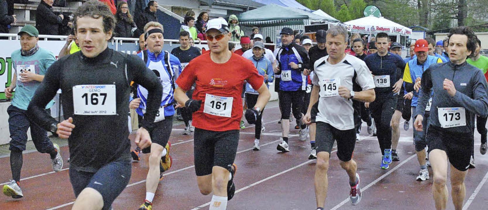Weil läuft: Viele engagierte Menschen ...Bewegung – nicht nur sportlich.   | Foto: Archivbild: Sedlak