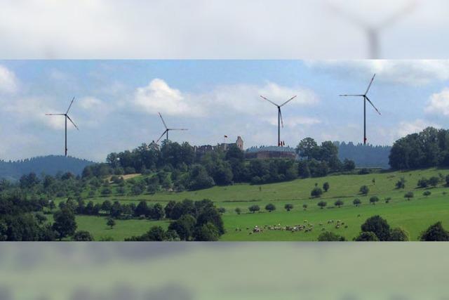 Heiße Debatten um die Windkraft