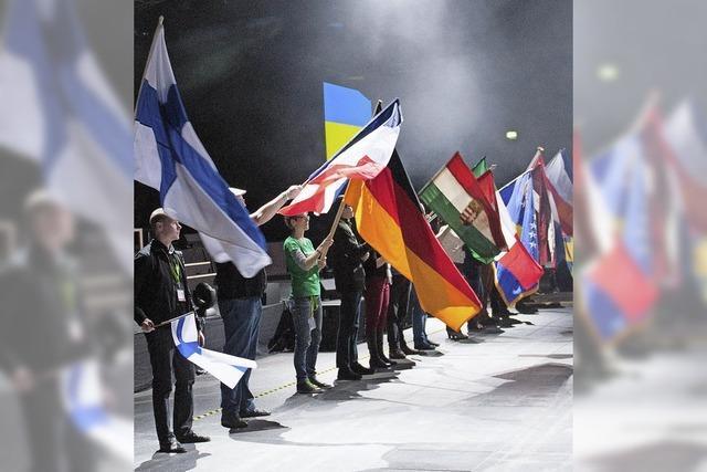 Junge Christen aus ganz Europa sind zu Gast