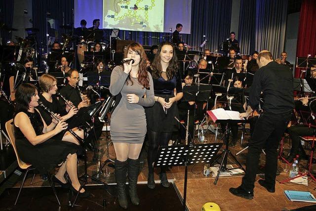 Musikalische Europareise