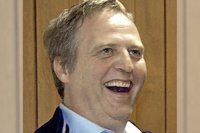 Martin Grässlin folgt auf Bürgermeister Schöpflin