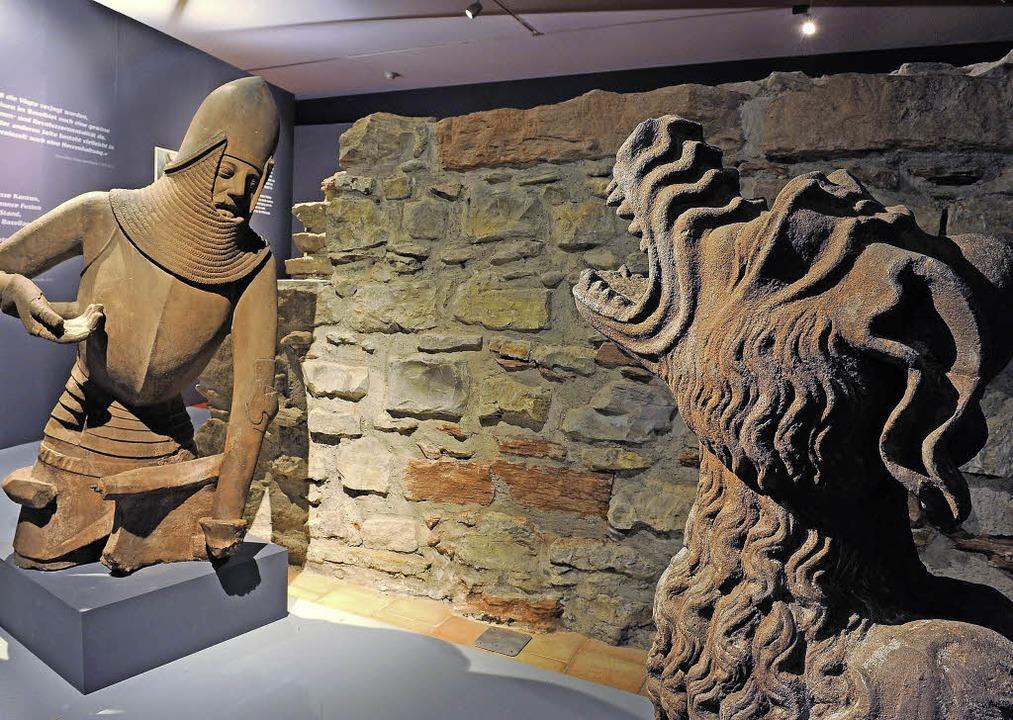 Die Ritter sind Thema  im Historischen Museum Basel.   | Foto: ZVG