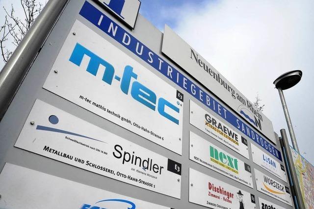 Chinesen übernehmen M-Tec in Neuenburg