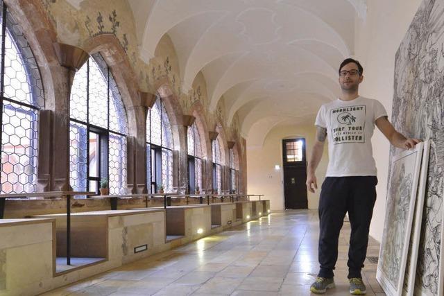 Café im Freiburger Augustinermuseum macht dicht
