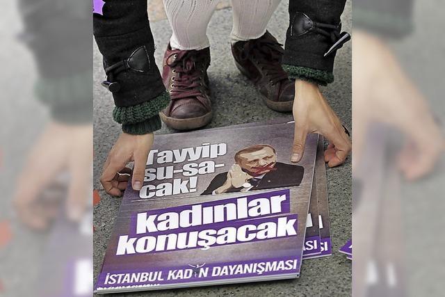Maulkorb für türkische Richter