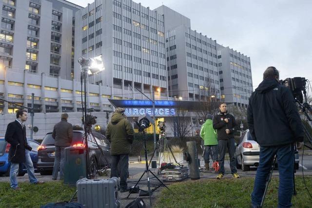 Schumacher: Zustand stabilisiert, Lebensgefahr besteht weiter