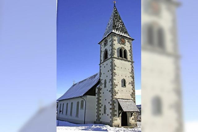 Aber die Kirche bleibt im Dorf