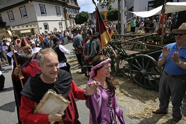 Friesenheim feiert Feste