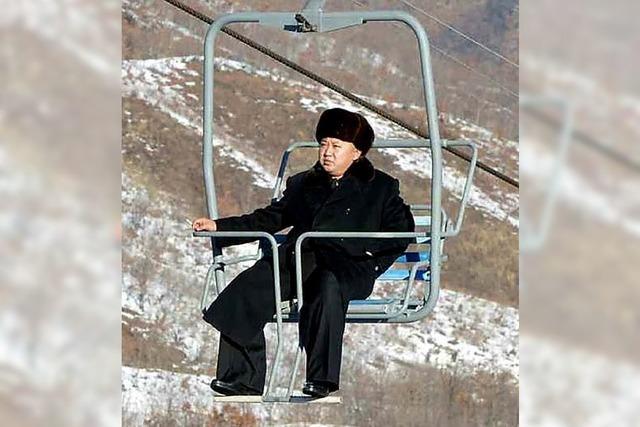Kim rechtfertigt Hinrichtung