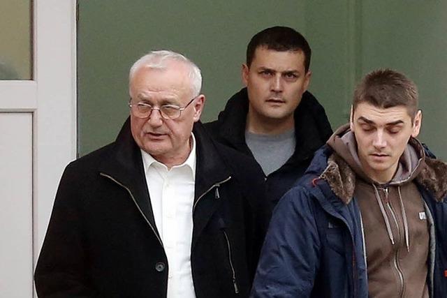 Von Deutschland gesuchte Geheimdienstagenten verhaftet