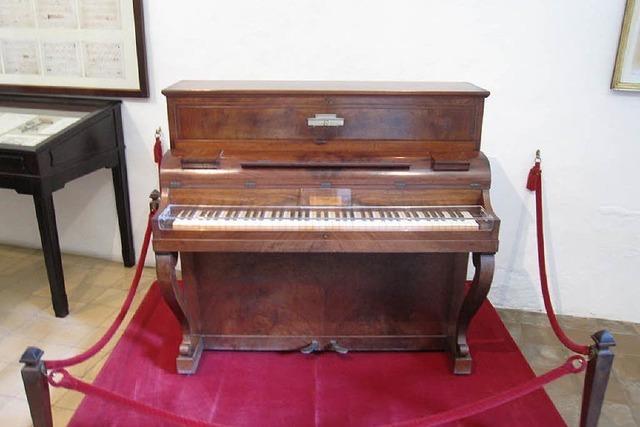 Frankreichs letzter Klavierbauer Pleyel schließt sein Werk