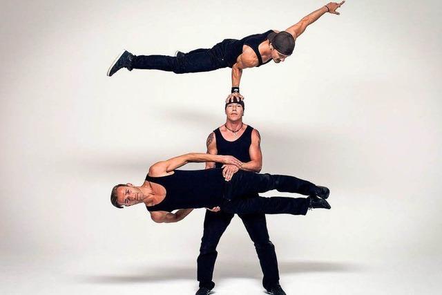 Breakdanceformation Battle Beasts rockt das Circolo-Zelt