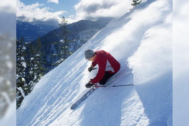 Skigebiet Fernie: Nichts für schwache Nerven