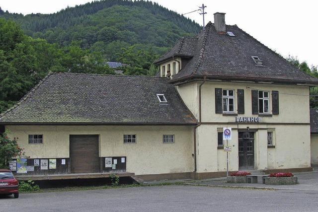 Perspektiven für den alten Bahnhof